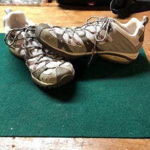 Merrell Air Cusion QForm Hiking Shoes Size 10